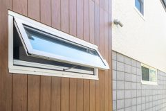 Designer Aluminium Awning and Casement windows