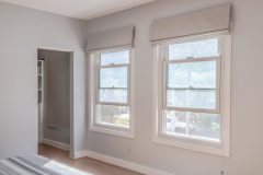 Aluminium Double Hung Windows