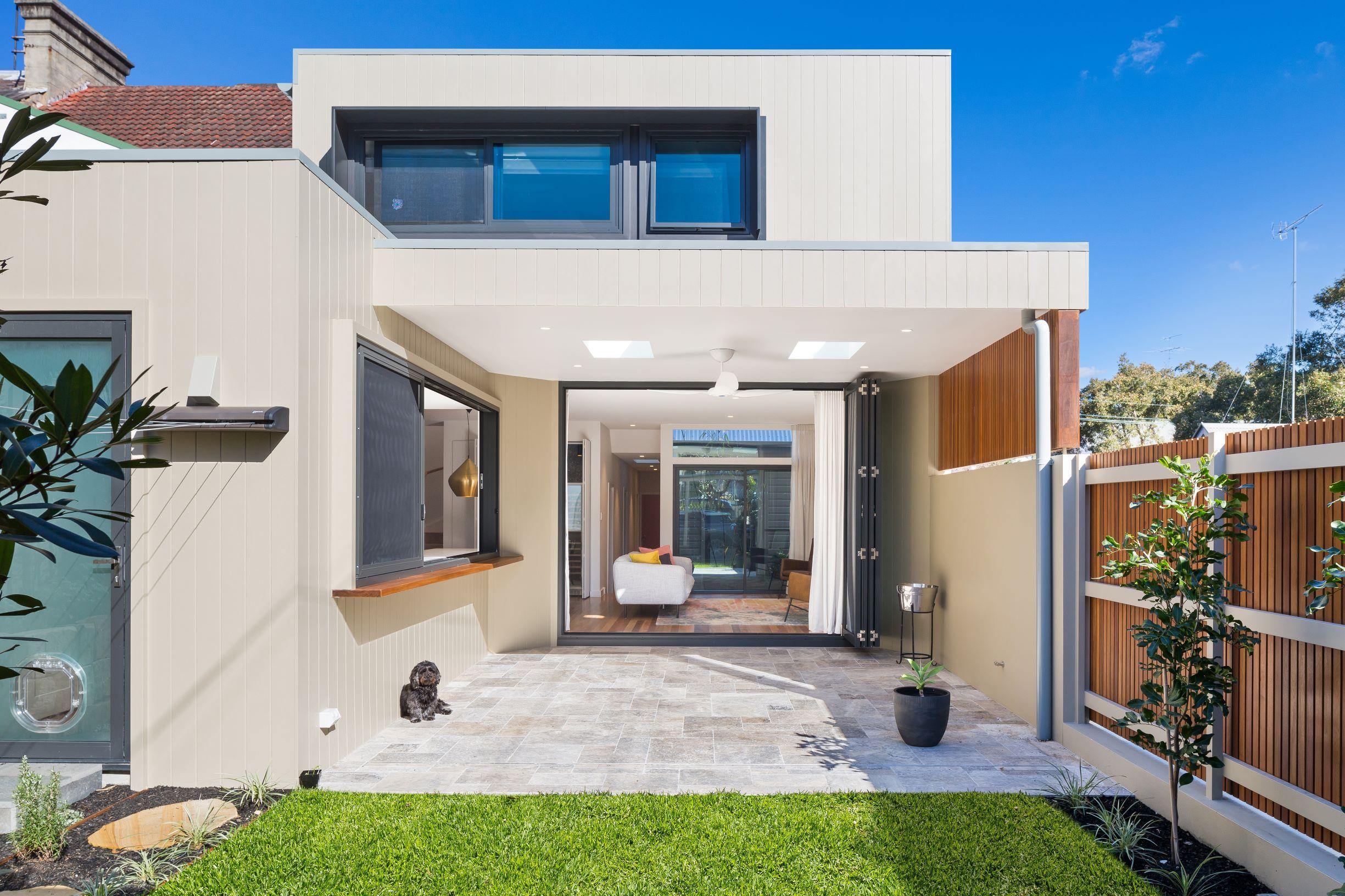 Abbey Aluminium projects - Balmain Transformation