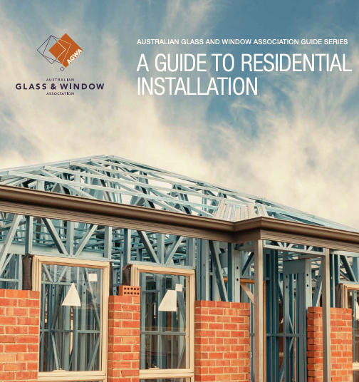 A guide to residential installation AGWA