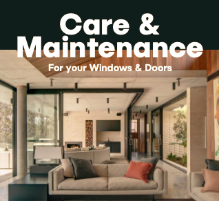 AWS CARE AND MAINTENANCE BROCHURE