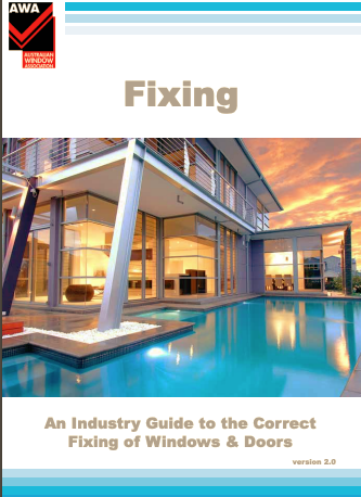 An Industry Guide to the Correct Fixing of Windows & Doors